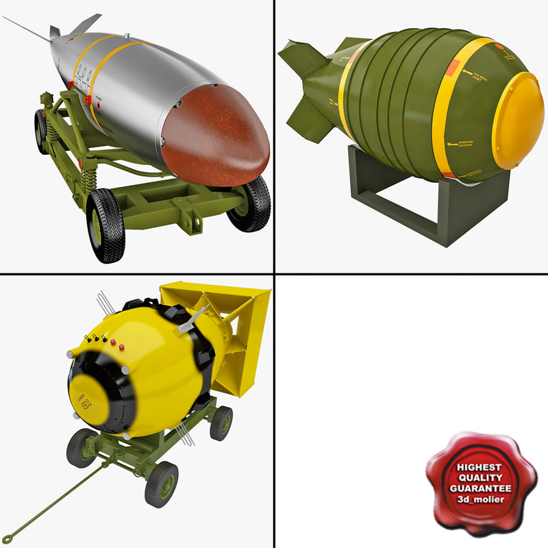 nuclear bombs lwo