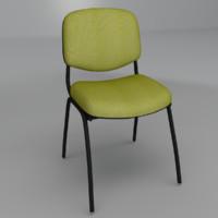 max interlocutor chair - isoceles