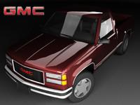 GMC C1500 Mk4 FL Reg Cab