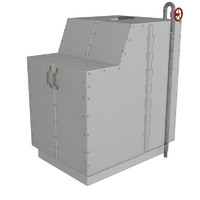 3d sweat box model