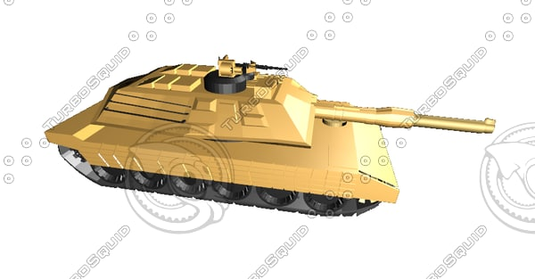m1a1 tank 3d model