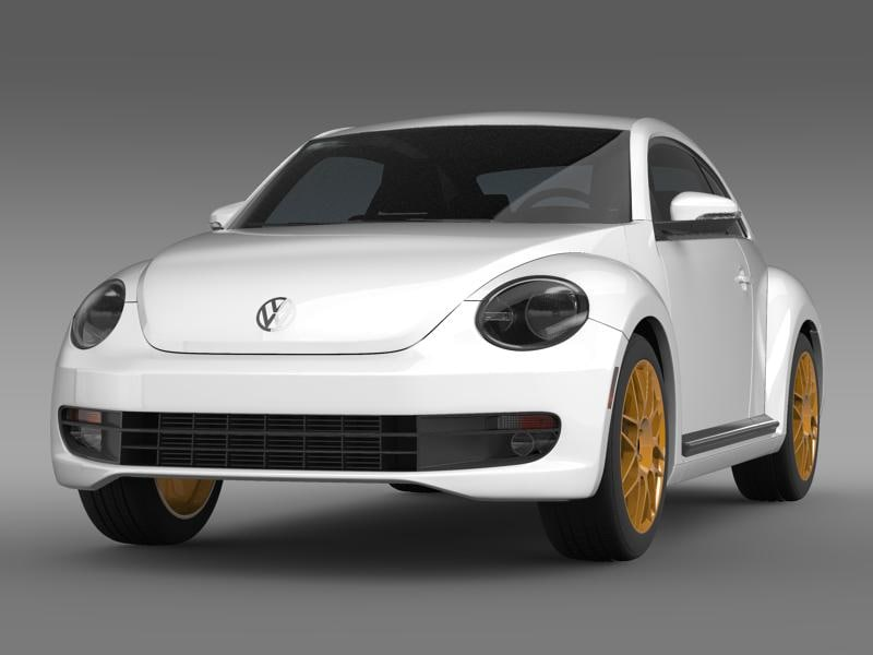 beetle rs 2012