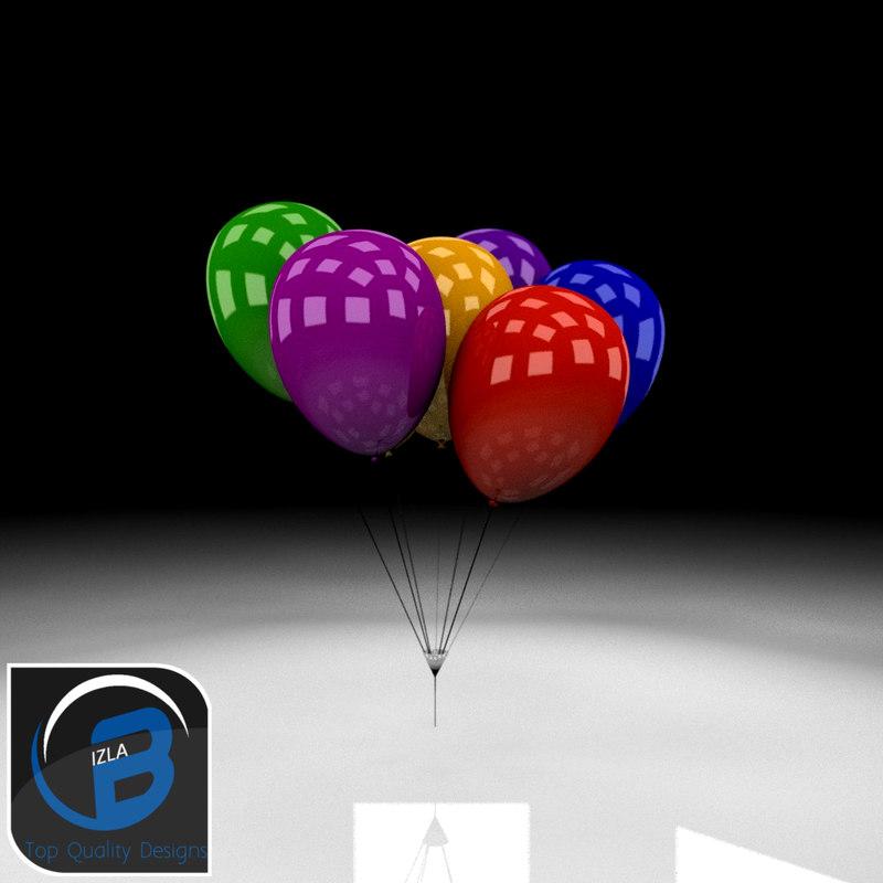 maya balloons