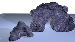 cave rock 3d 3ds