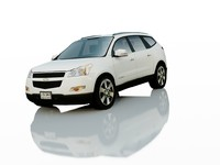 Chevrolet Traverse LT 2008–12