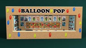 maya carnival balloon pop