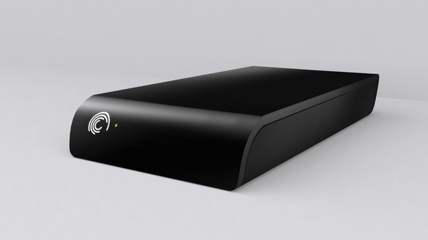 3ds max seagate hard disk 5