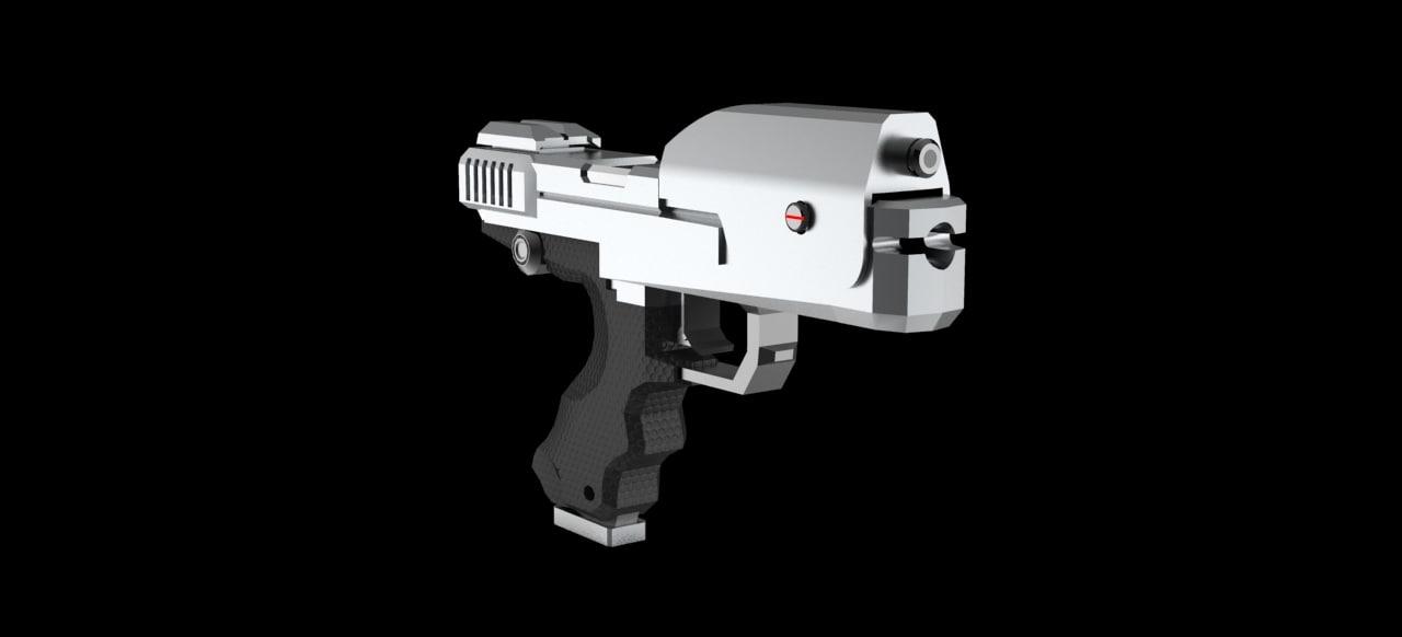 halo 4 magnum pistol 3ds