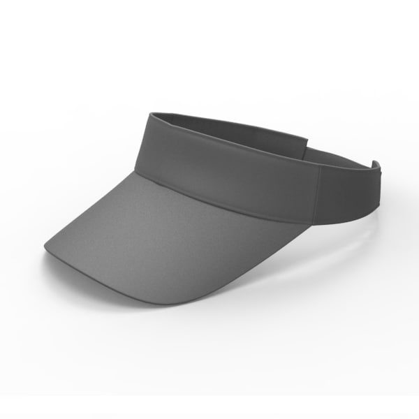 visor cap 3d model
