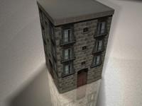 building mx 3d model
