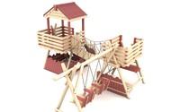 s wooden playground