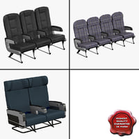 Aircraft Passenger Seats Collection