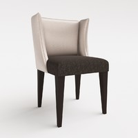 duchess lounge chair hill 3d max
