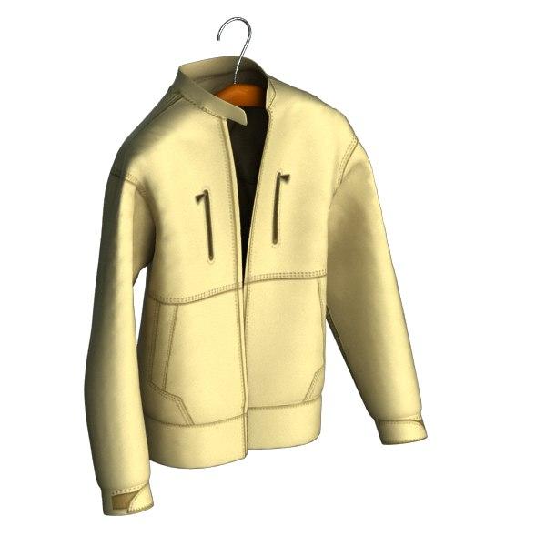 Jacket Hanger Men's Jacket 3D Models For Download  Turbosquid