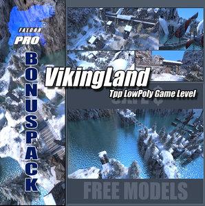 viking level land max