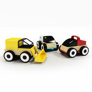 cars s 3d model