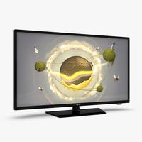 3dsmax 42 television lg tv
