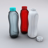 3d tupperware bottle