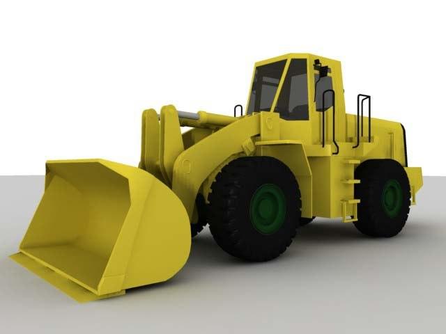 roader 3d model