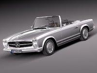 Mercedes-Benz SL W113 Pagoda 1963-1971