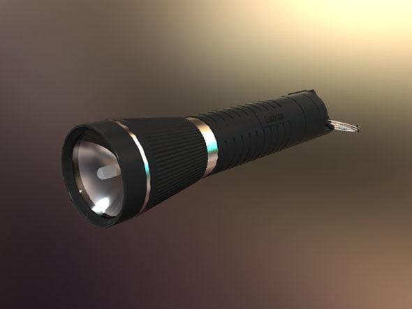 max mini flashlight