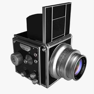 primaflex camera 3d 3ds