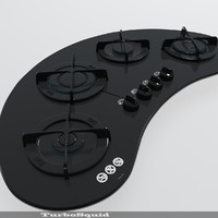 3d hot teka cooker