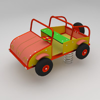 Springtoy Car
