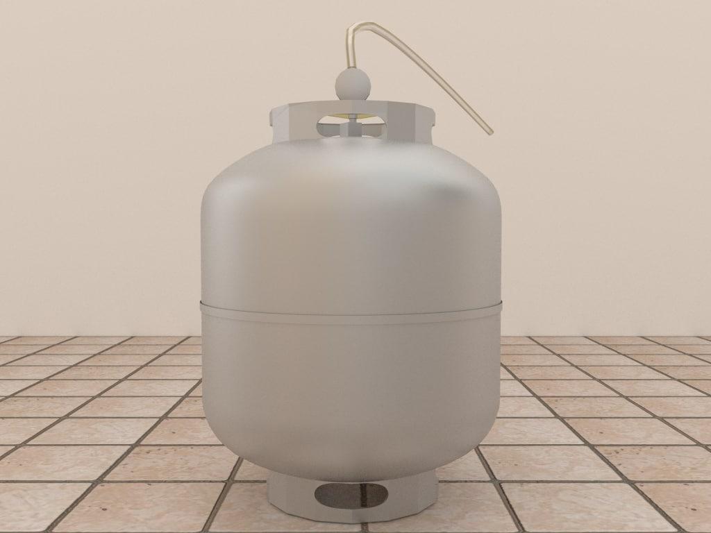obj kitchen cylinder
