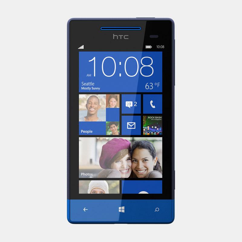 3ds htc windows phone 8s