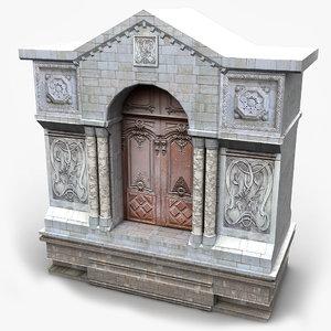 3ds tomb graveyard grave