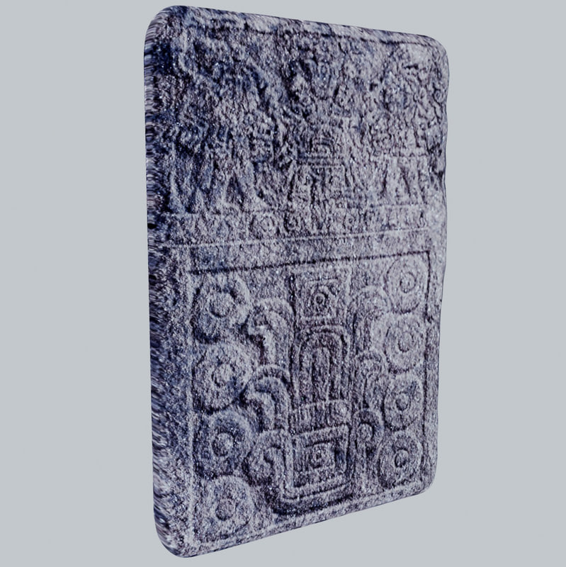 historical stone 3d 3ds