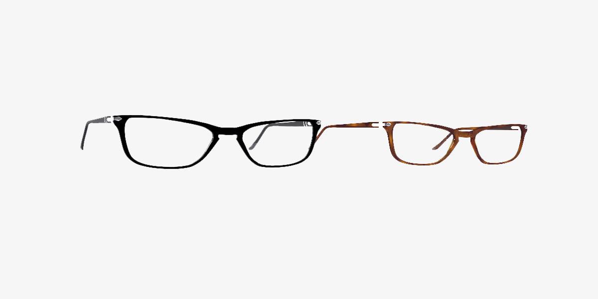 3d persol glasses - model