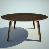 Charles Eames Coffee Table