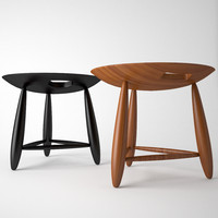 MOCHO STOOL BY SERGIO RODRIGUES