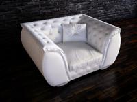 Corte Zari armchair
