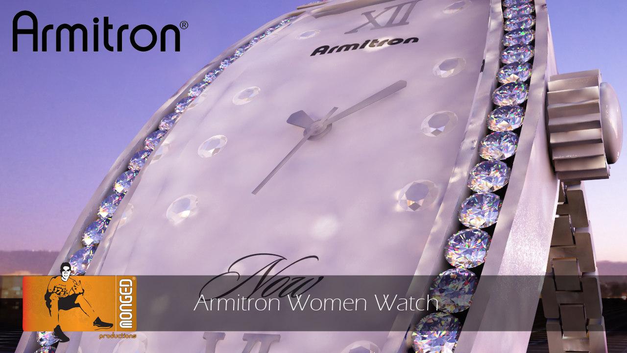 max armitron women watch