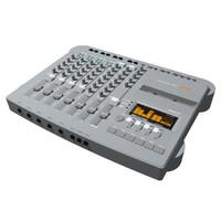 3d fostex cassette track