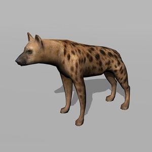 hyena uv max