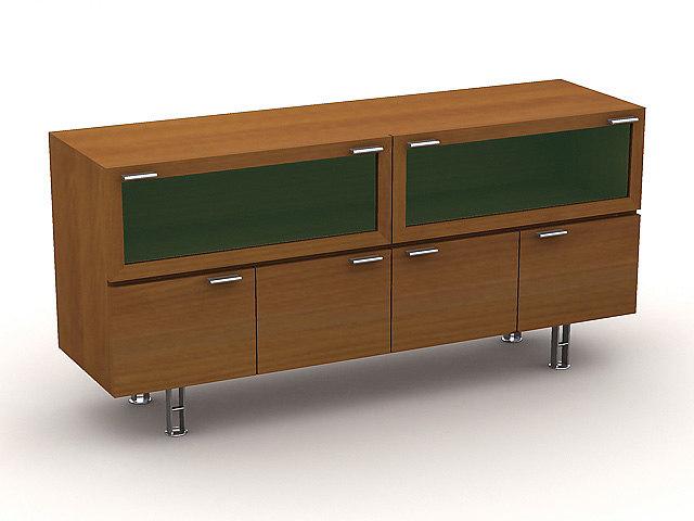 3d model closet w708