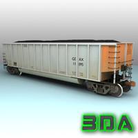 j311 rail geax 3d max