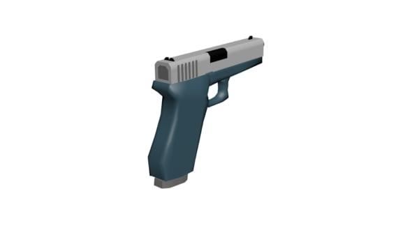 free max mode glock glock-17