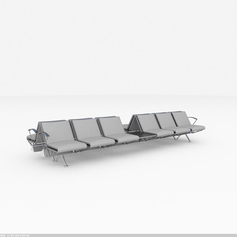 max seating airports