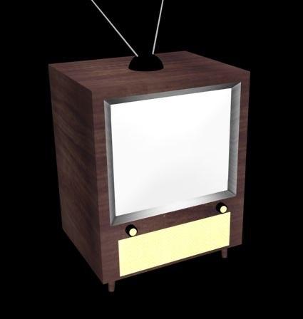 3dsmax 1970 style