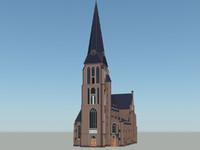 church 3d ma