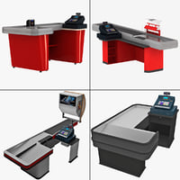 Cash Counters Collection 2