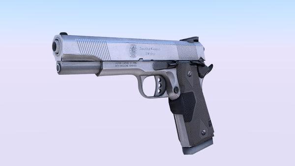 maya 9mm pistol