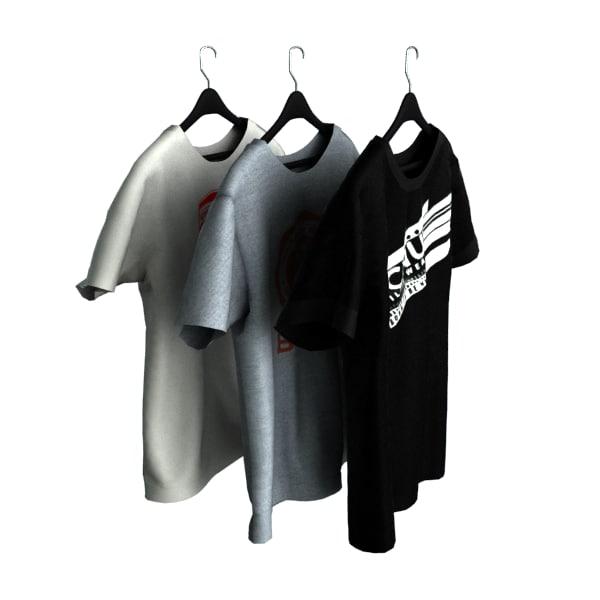 max t-shirt hanger