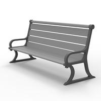 max street bench