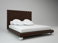 3d model bed ego di